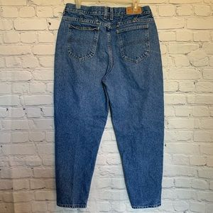 Lee Riders vintage jeans 32P tapered leg high rise